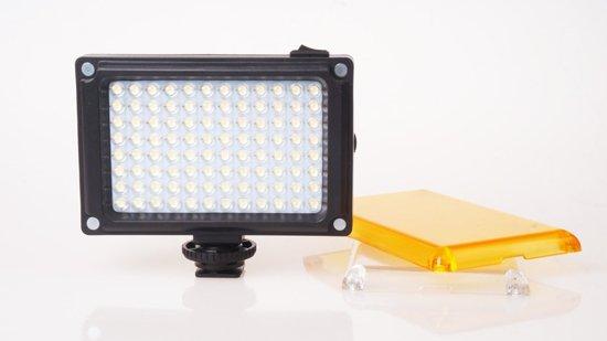 Ongekend bol.com   Dimbaar LED Video & Foto Film Lamp - Wit & Geel licht LL-24