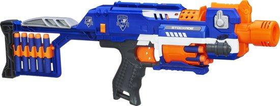 NERF N-Strike Elite Stockade 20 meter - Blaster