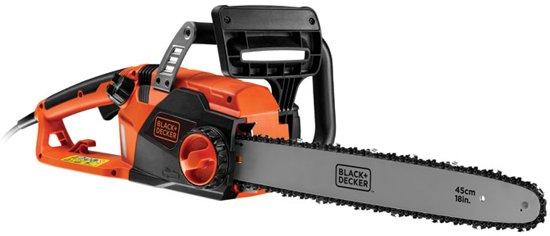 BLACK+DECKER - CS2245-QS - Kettingzaag met 45cm zwaard - 2200W