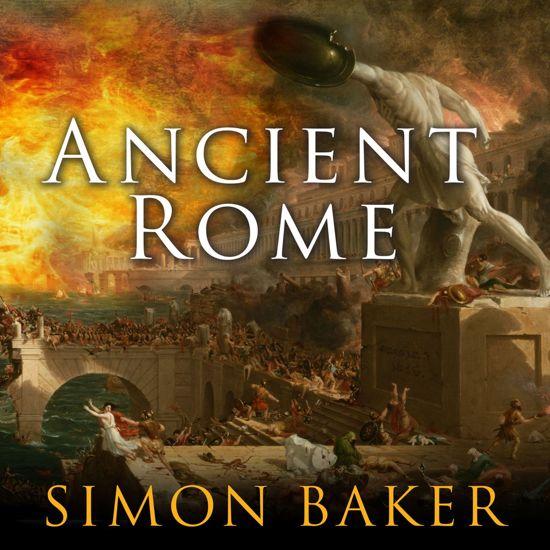 Boek cover Ancient Rome van Simon Bucher-Jones
