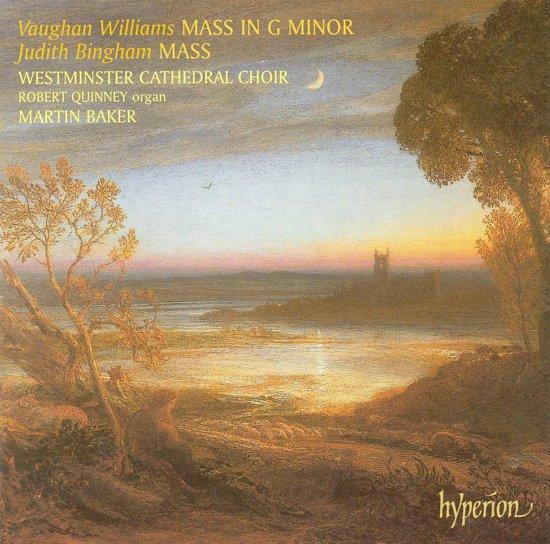 Vaughan Williams: Te Deum In G, Mass In G Minor, B