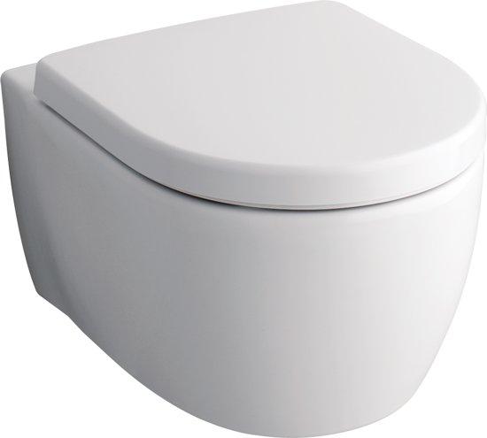 Bekend bol.com | Sphinx 345 Wandcloset - Hangend toilet - Rimfree TM84