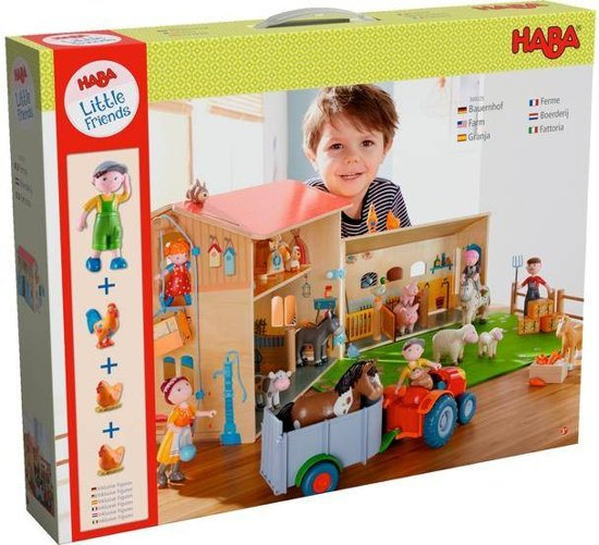 Haba - Little friends - Boerderij +*