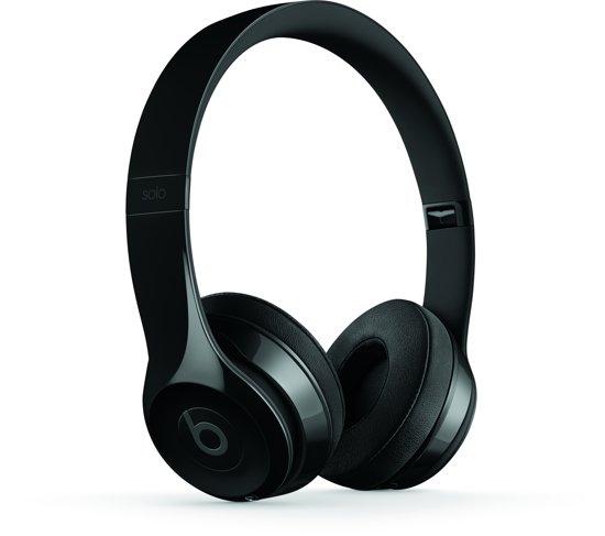 Beats Solo3 - Draadloze On-ear Koptelefoon - Glanzend zwart