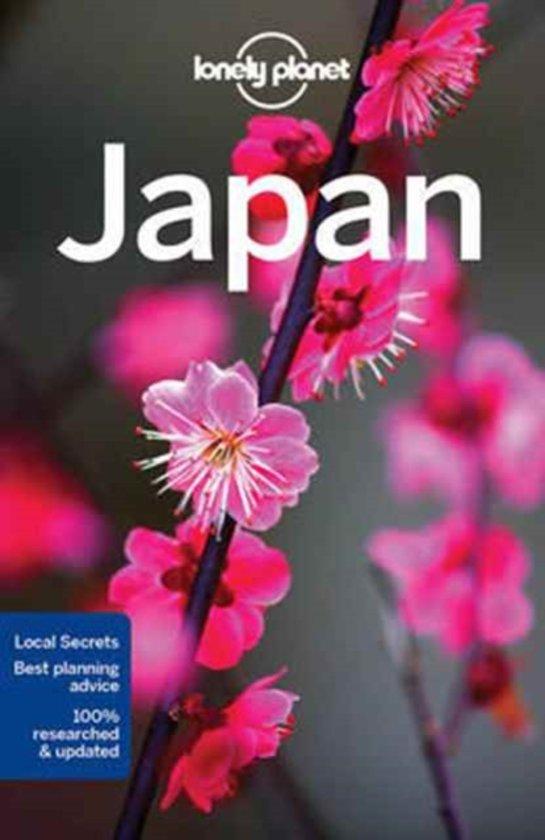 Boek cover Lonely Planet Japan van Lonely Planet (Paperback)