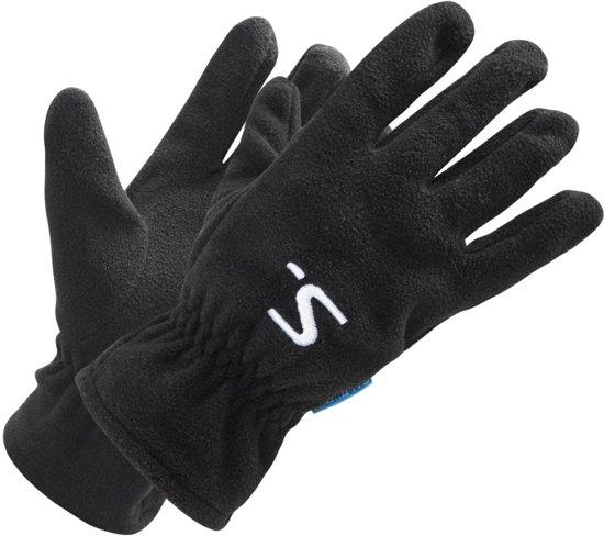 Salming Running Fleece Gloves - Handschoenen - XL - Zwart