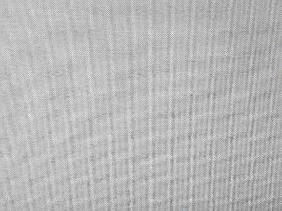 Beliani Fevik Hoekbank Grijs Stof 152x204