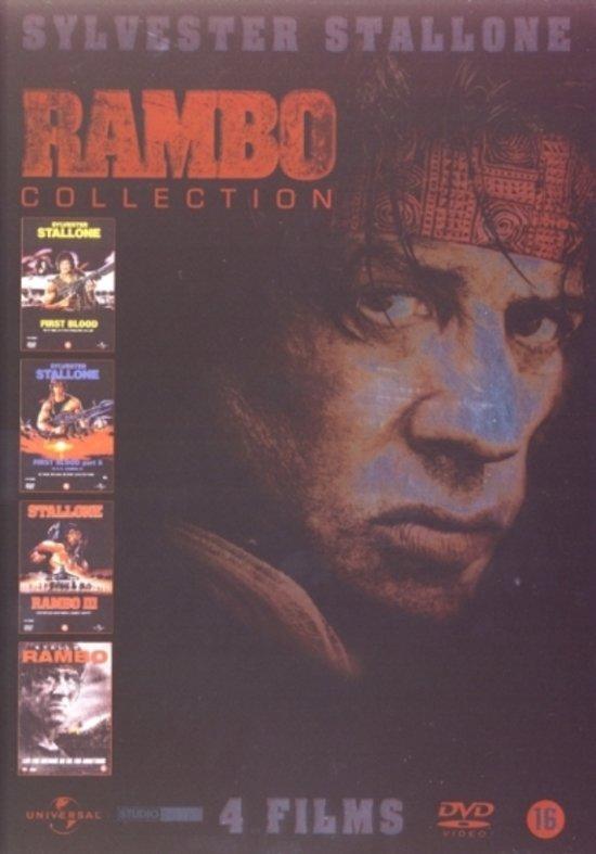 Cover van de film 'Rambo Collection'