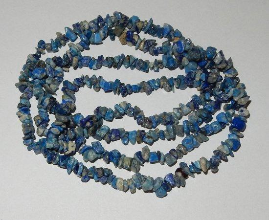 Lapis Lazuli Splitcollier