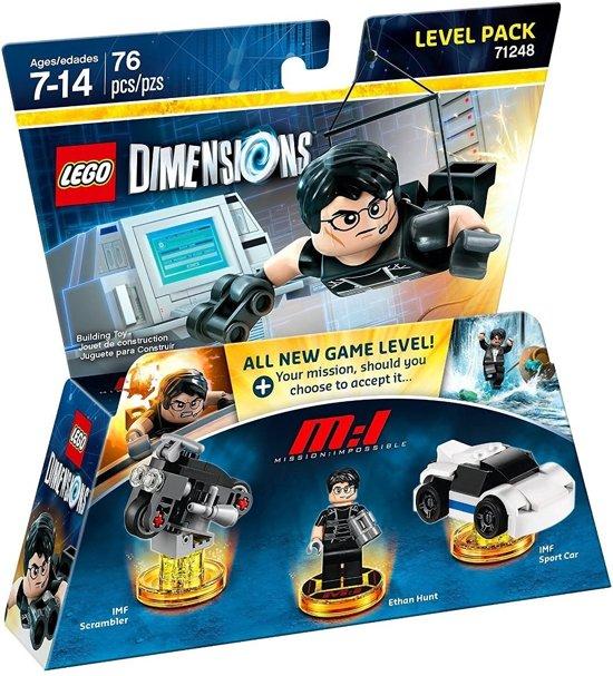 LEGO Dimensions - Level Pack - Mission Impossible (Multiplatform)
