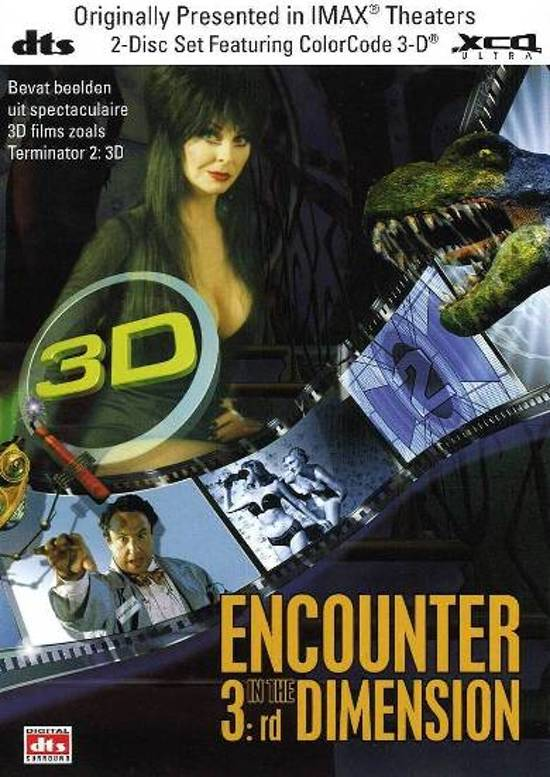 Cover van de film '3D Encounter'