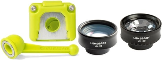 Lensbaby Creative Mobile Kit voor iPhone 5/5S
