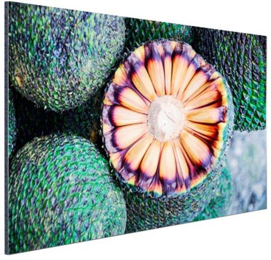 Braziliaans fruit  Aluminium 180x120 cm - Foto print op Aluminium (metaal wanddecoratie) XXL / Groot formaat!