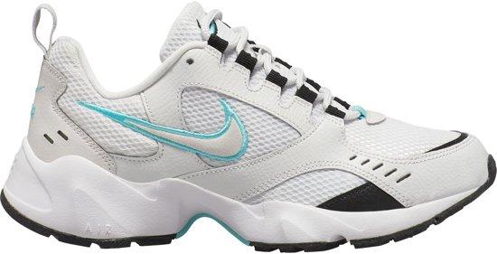 Nike Air Heights Dames Sneakers - Platinum Tint/platinum Tint-black-lt Aqua
