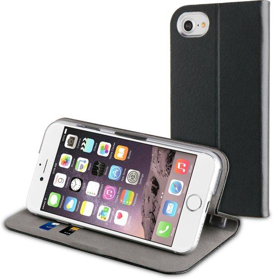 official photos 50cf4 baced bol.com   Muvit Folio case Fit - zwart - Apple iPhone 8;Apple iPhone ...