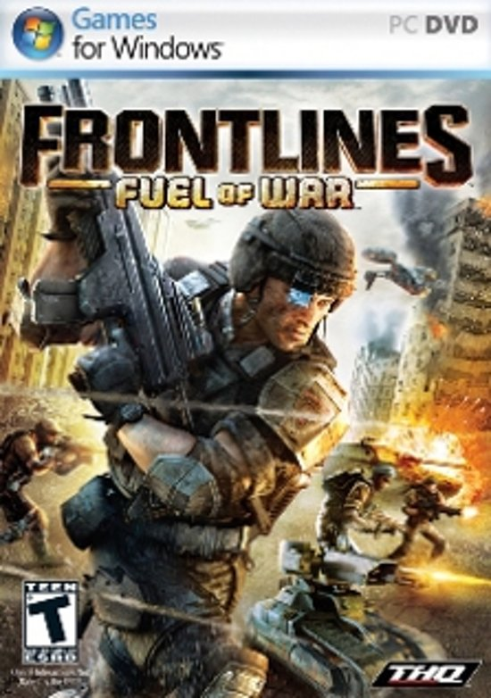 Frontlines - Fuel Of War - Windows