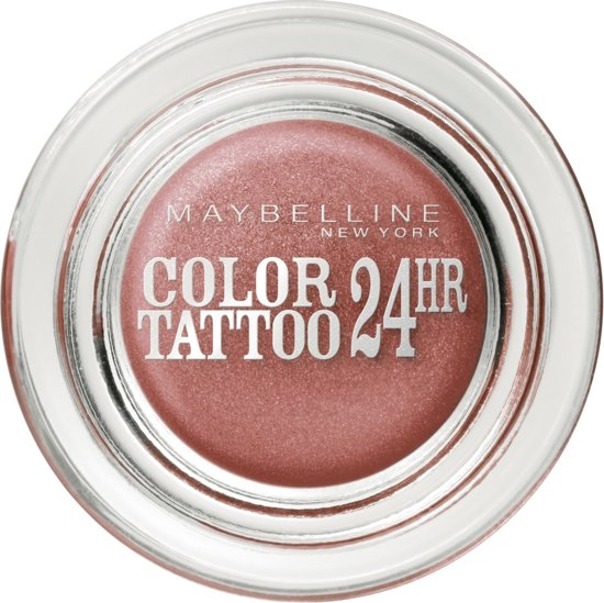 Maybelline Color Tattoo 24H - 70 Metallic Pomegranate - Roze - Oogschaduw