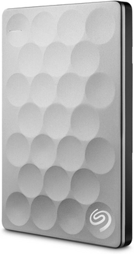 Seagate Backup Plus Ultra Slim 1 TB - Platinum