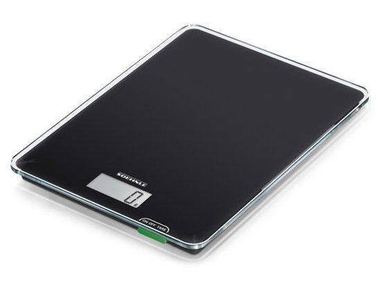 Soehnle - Page compact 100 - Digitale keukenweegschaal -  Zwart