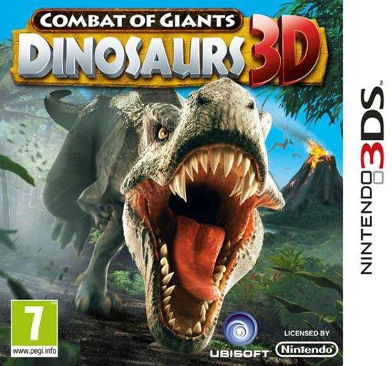 Strijd Der Giganten: Dinosaurs 3D - 2DS + 3DS