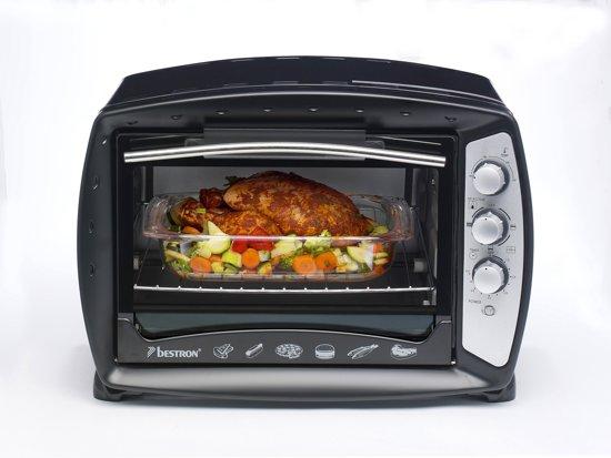 Bestron grill bakoven agl30