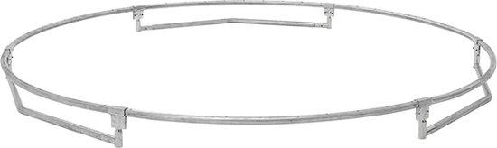 Trampoline inbouw met hoes Plum 12 ft