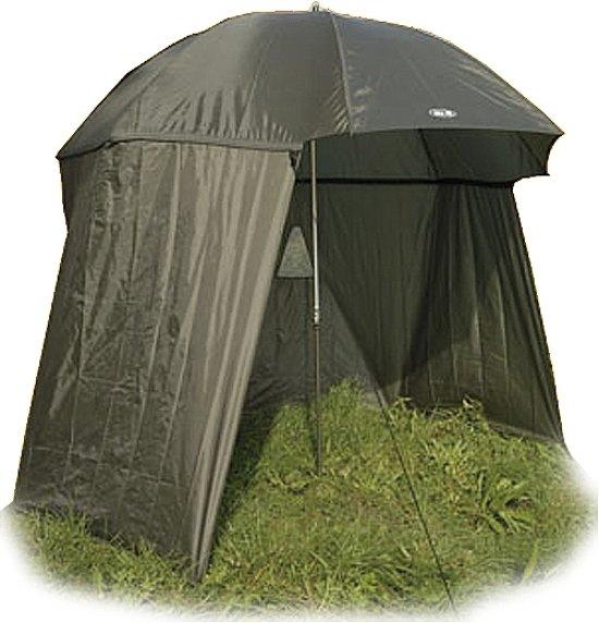 Arca Visparaplu Nylon met tent - Doorsnede 250 cm