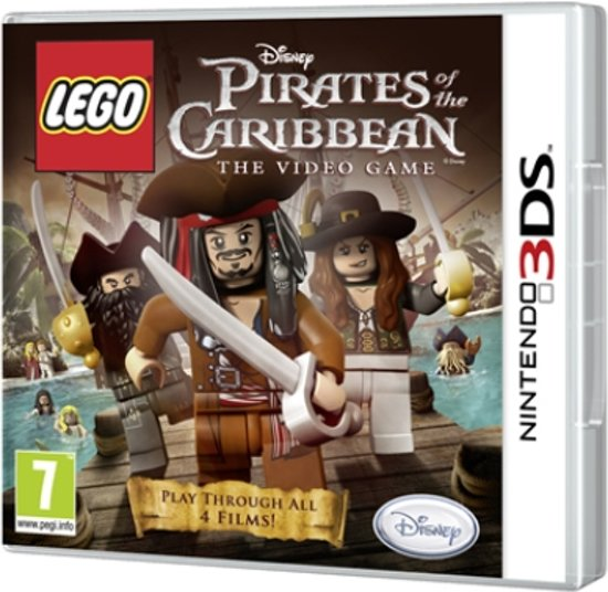 LEGO: Pirates of the Caribbean - 2DS + 3DS kopen