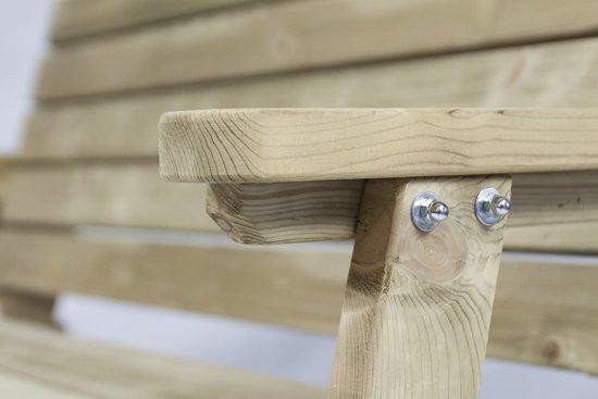 MaximaVida tuinbank Scandic design 150 cm - 40 mm dik hout-