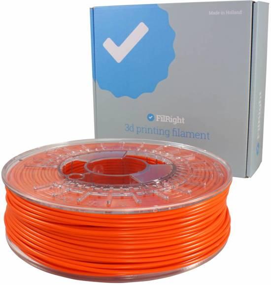 FilRight Pro ABS+ - 2.85mm - 750 g - Oranje