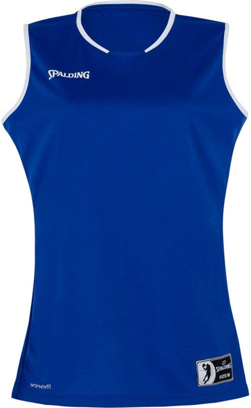 Blauw S BasketbalshirtMaat Spalding Tanktop Dames Move wit Vrouwen D2WE9eHYI