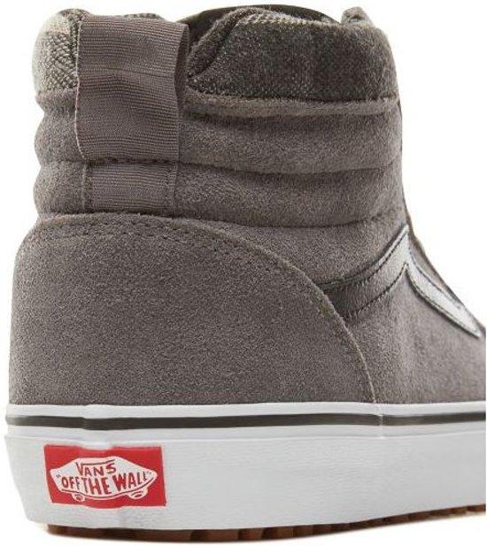 Heren Mn Ward Mte Maat Vans Sneakers Pewter Grijs Hi 44 6fCnaq
