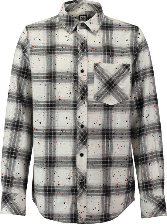 Blouse Of Overhemd.Bol Com Coolcat Blouse Overhemd Hcheckaop Zwart 110 116