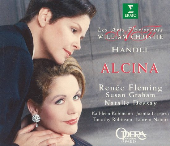 Handel: Alcina / Christie, Fleming, Graham, Dessay et al