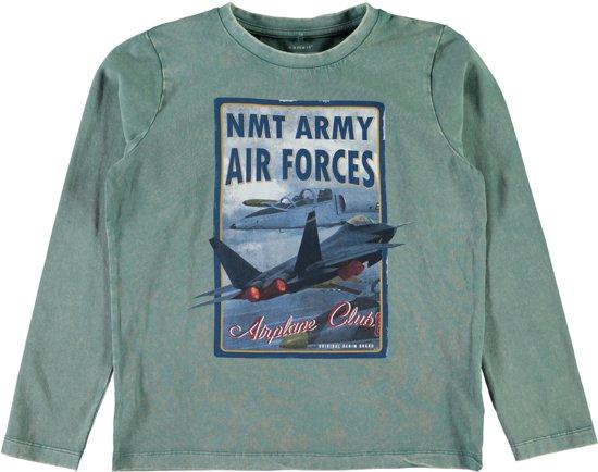 Name it Jongens T-shirt - North Sea - maat 134-140