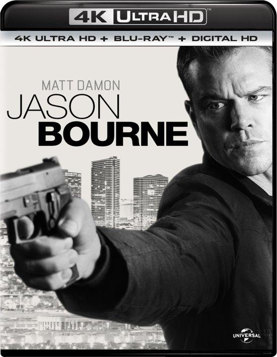Jason Bourne (4K Ultra HD Blu-ray)