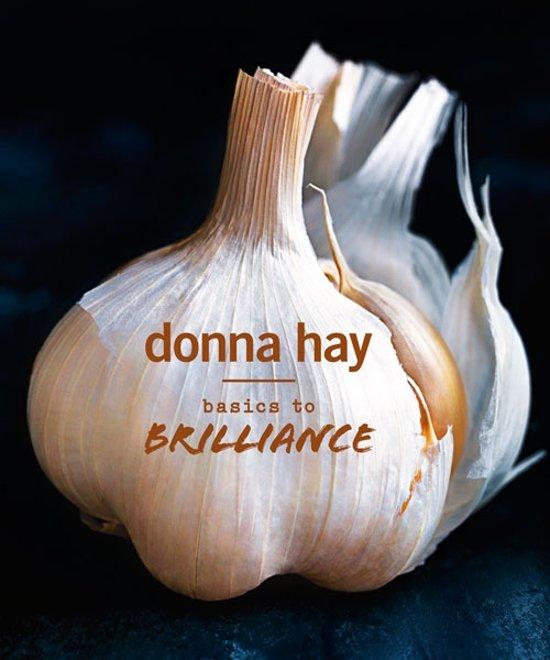 Boek cover Basics to Brilliance van Donna Hay (Hardcover)