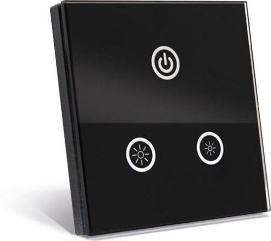 touch dimmer led 230v wohn design. Black Bedroom Furniture Sets. Home Design Ideas