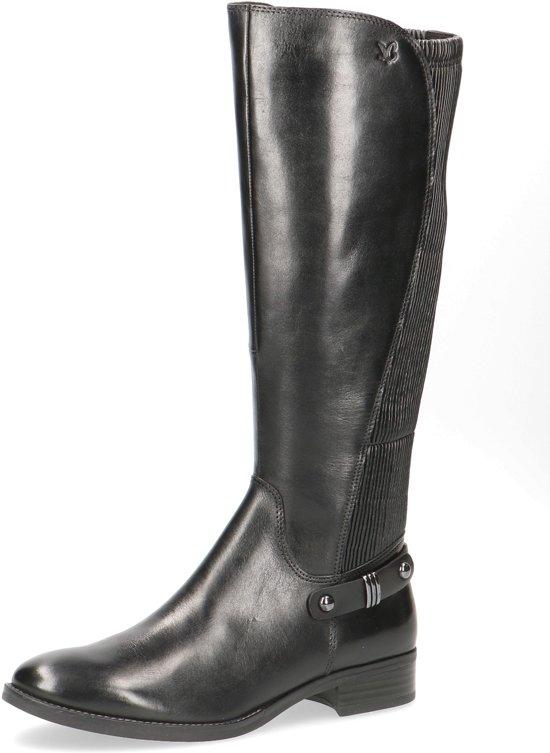 Caprice Dames 9-9-25520-23 - zwart - maat 4