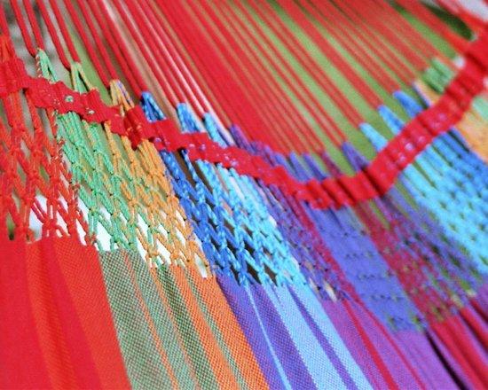 Rainbow hangmat Large kleur #1