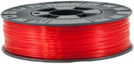 ICE Filaments ICE-pet 'Transparant Romantic Red'