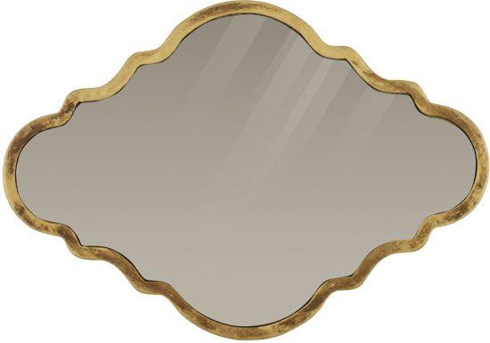 Goossens wonen & slapen woon accessoires patos mirror XL