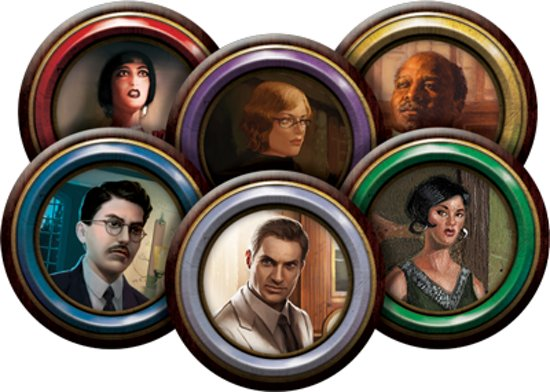 Mansions of Madness (2nd Edition): Beyond the Threshold