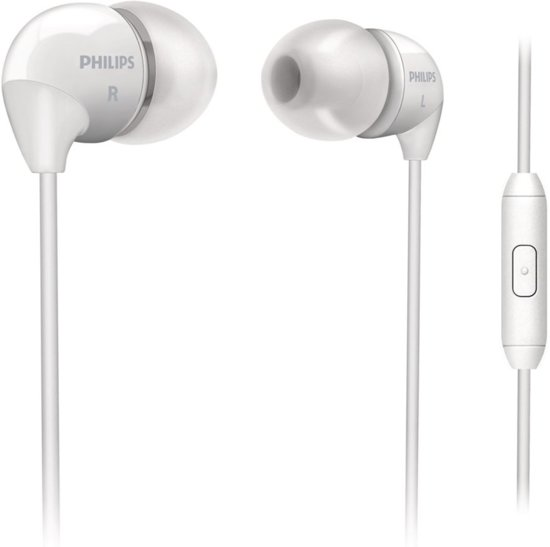 Philips Oortelefoon SHE3515WT/00