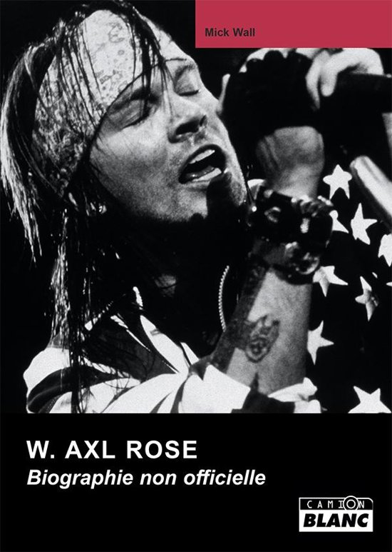 W AXL ROSE