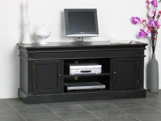 Tv Kast Antiek : Bol mozart tv meubel barok stijl zwart