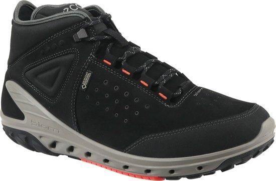 Ecco Biom Venture 82073451707, Mannen, Zwart, Trekkinglaarzen maat: 46 EU