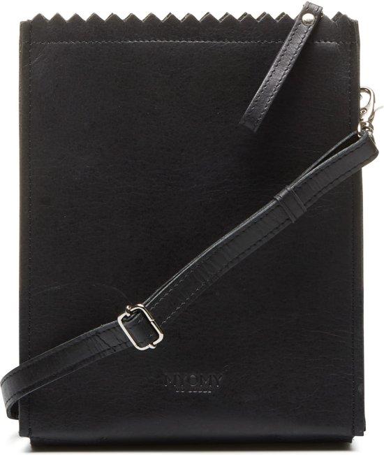 b2444da6009 bol.com   MYOMY - My Paper Bag Baggy Medium - schoudertasje - Hunter ...