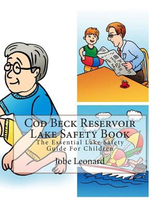 Cod Beck Reservoir Lake Safety Book