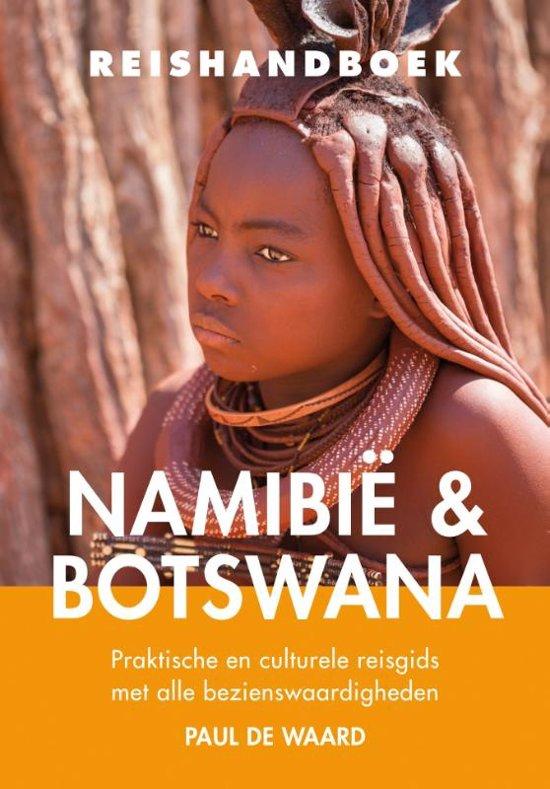 Reishandboek Namibie & Botswana